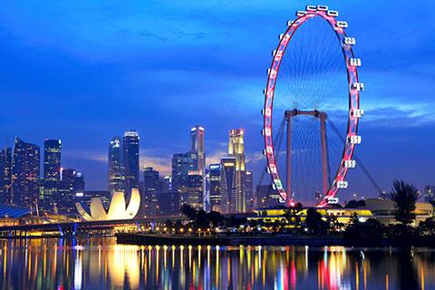 新加坡、马来西亚超值5天