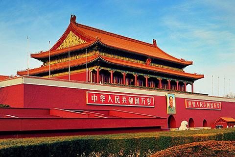 北京居庸关故宫天坛双飞5天